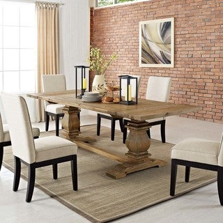 Modway Rise Wood Dining Table