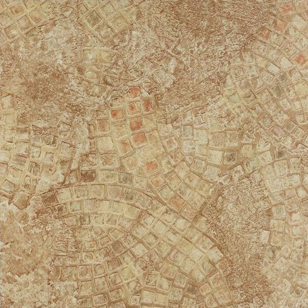 Shop Achim Tivoli Ancient Beige Mosaic 12x12 Self Adhesive Vinyl