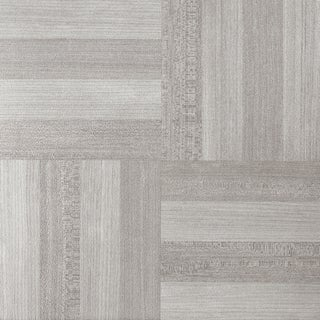 Tivoli Ash Grey Wood 12x12 Self Adhesive Vinyl Floor Tile - 45 Tiles/45 sq Ft.