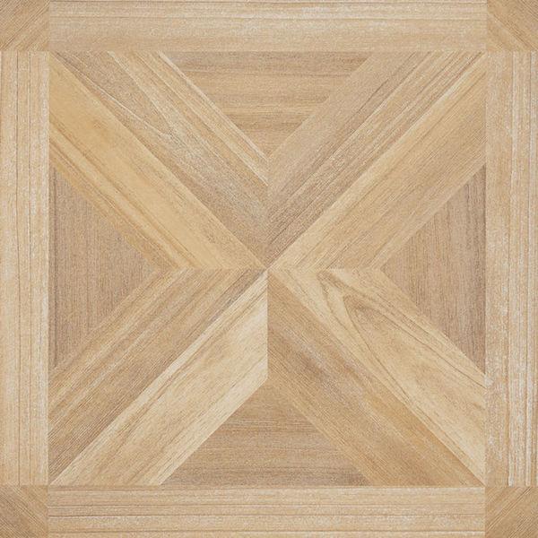 Shop Achim Tivoli Maple X Parquet 12x12 Self Adhesive Vinyl Floor