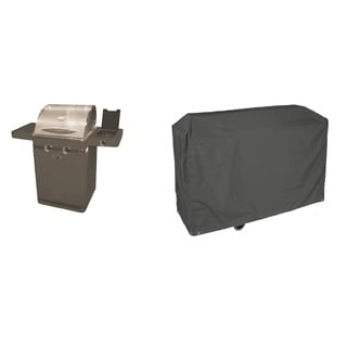 Bosmere Deluxe Weatherproof XXL 61-inch BBQ Grill Cover
