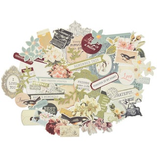 Cherry Tree Lane Collectables Cardstock Die-Cuts-