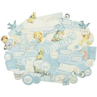 Peek-A-Boo Collectables Cardstock Die-Cuts-Boy