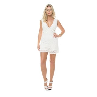 Sara Boo Lace Romper (4 options available)