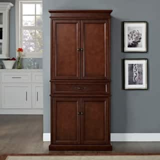 Parsons Pantry in Mahogany|https://ak1.ostkcdn.com/images/products/16079600/P22464650.jpg?impolicy=medium