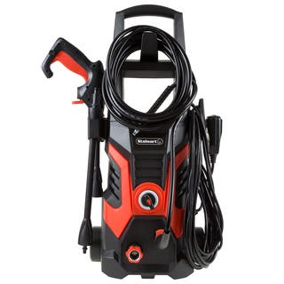 Pressure Washer Electric Powered By Stalwart (Power Washer For Cleaning Driveways, Patios, Decks, Cars and More)|https://ak1.ostkcdn.com/images/products/16079614/P22464663.jpg?impolicy=medium