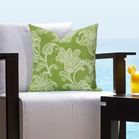 Siscovers Veranda Citrus Outdoor Accent Pillow