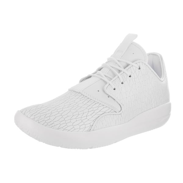 Nike Jordan Kids Jordan Eclipse White Basketball Shoes