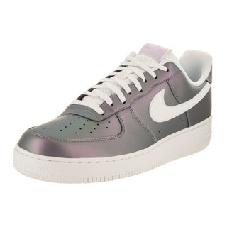 Nike Men's Air Force 1 '07 LV8 Faux Leather Basketball Shoe