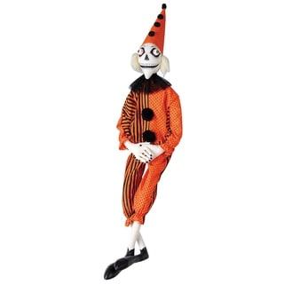 Bazzel the Clown Orange Figurine
