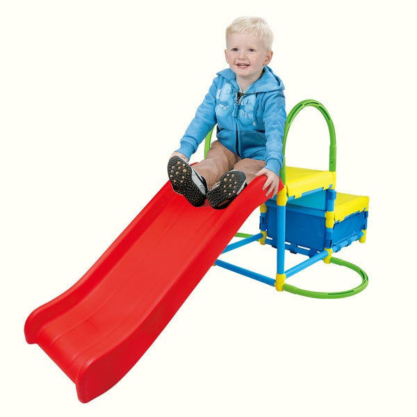 Toy Monster Eezy Peezy Classic Fold-It Red Play Set