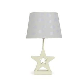 The Peanut Shell Star Cloud Cutout Lamp