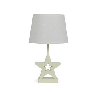 The Peanut Shell Star Cutout Lamp