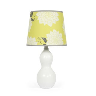 The Peanut Shell Dahlia Dream Lamp