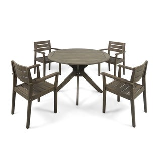 Buy Round Outdoor Dining Sets Online At Overstock Our Best Patio