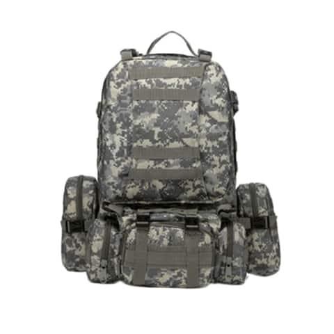 Outdoor Climbing Backpack (Grey)