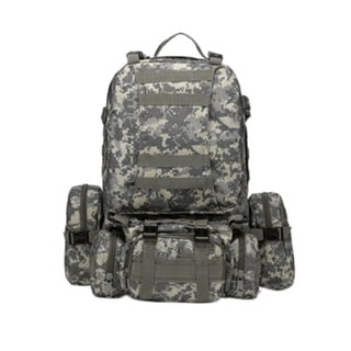 Outdoor Climbing Backpack (Grey)