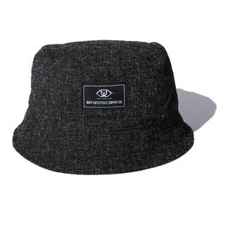 Deep Lifestyles Unisex Women Men Twill Textured Reversible Denim Bucket Hat