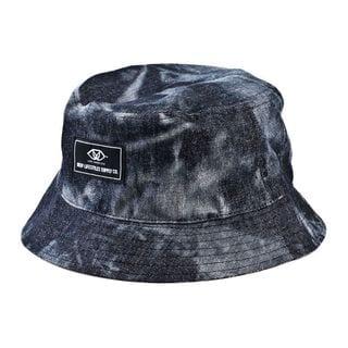 Deep Lifestyles Unisex Women Men Stone Washed Reversible Denim Bucket Hat