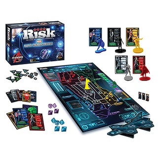 USAopoly Risk Board Game - Marvel Cinematic Universe
