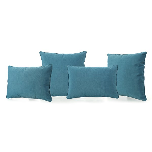 Coronado Outdoor Pillow (Set of 4) by Christopher Knight Home ...