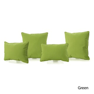 Coronado Outdoor Pillow (Set of 4) by Christopher Knight Home (5 options available)