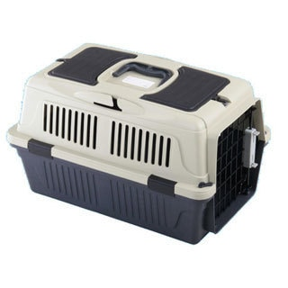 A&E Cage Deluxe Pet Carrier (Case of 6) (Blue)