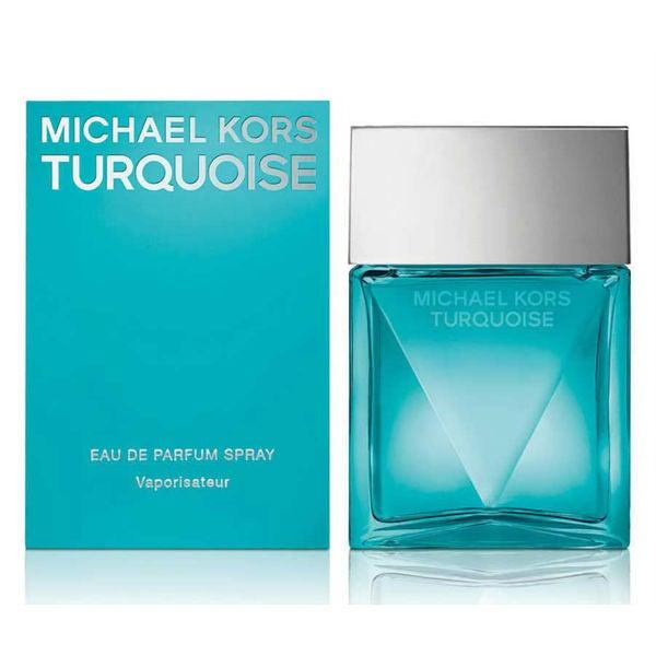 5069a227e5d8 Shop Michael Kors Turquoise Women s 1.7-ounce Eau de Parfum Spray - Free  Shipping Today - Overstock - 16088818