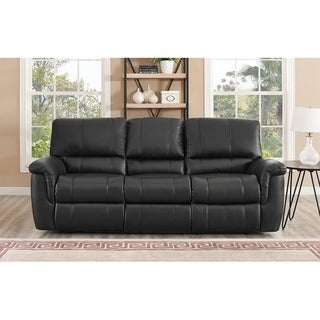 Tamarac Leather Sofa Recliner