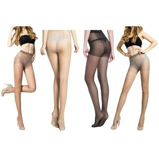 Vecceli Women's 2PK PantyHose|https://ak1.ostkcdn.com/images/products/16090148/P22473713.jpg?impolicy=medium