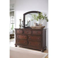 Signature Design by Ashley Porter Rustic Brown Dresser