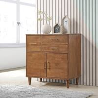 Jasper Laine Ana Oak Entry Way Cabinet
