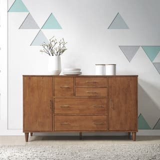 Oliver James Ana Oak Dining Room Buffet