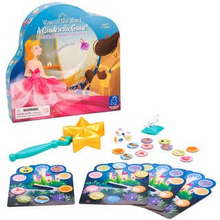 Educational Insights Wave of the Wand - A Cinderella Game