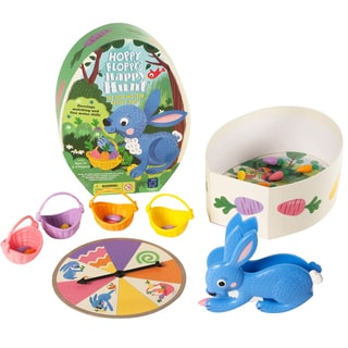 Educational Insights Hoppy Floppy's Happy Hunt Game