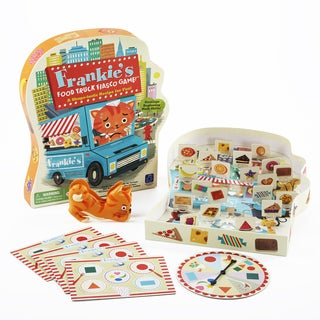 Educational Insights Frankie's Food Truck Fiasco Game!