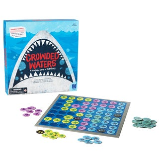 Educational Insights Crowded Waters Game