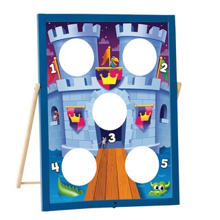 Educational Insights Two-Sided Bean Bag Toss