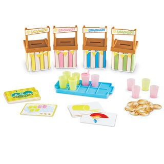 Learning Resources Lil' Lemonade Stand-Off A Memory Matching Game