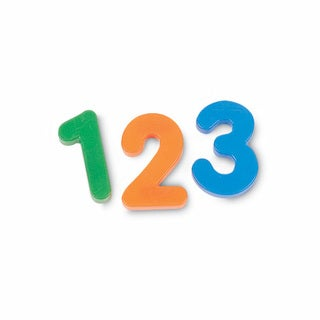 Learning Resources Jumbo Magnetic Numbers & Operations