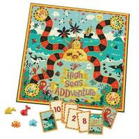 Learning Resources High Seas ADDventure - A Game of Addition