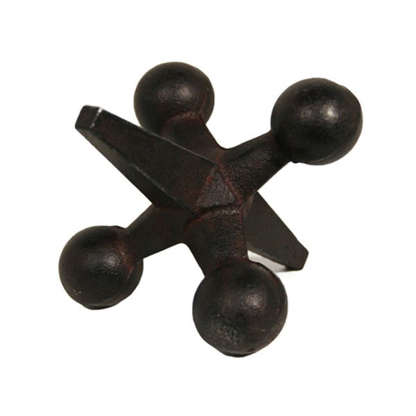 Cheung's Cast Iron Jack Decor - Small