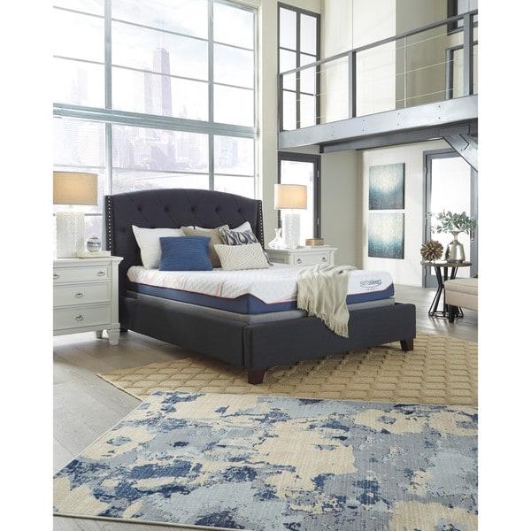 Shop Sierra Sleep By Ashley Mygel 8 Inch Full Size Gel