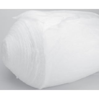 "Polyester Batting Low Loft 3.3oz Per Yard-48""X50yd FOB: MI"