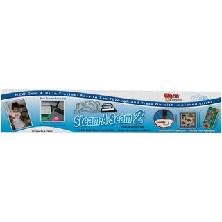 "Steam-A-Seam 2 Double Stick Fusible Web-24""X25yd FOB: MI"