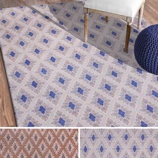 Superior Birmingham Cotton Chenille Hand Woven Area Rug (5' x 8')