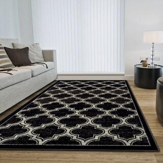 Superior Designer Bohemian-trellis Area Rug Collection (5' X 8')