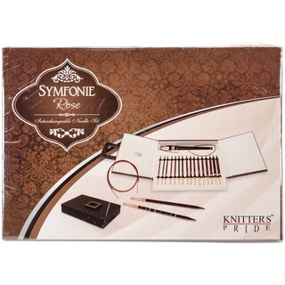 Rose Interchangeable Deluxe Needles Set-
