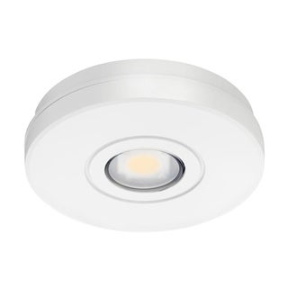 Juno USTL1 30K 80CRI WH Surface Mount Solo-Task, Puck Light in White