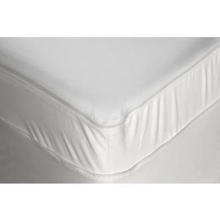 Fashion Bed EZ-zip Twin-size 7 - 18-inch Thick Expandable Total Mattress Encasement with Stain Protection and Bedbug Defense|https://ak1.ostkcdn.com/images/products/16105380/P22487723.jpg?impolicy=medium